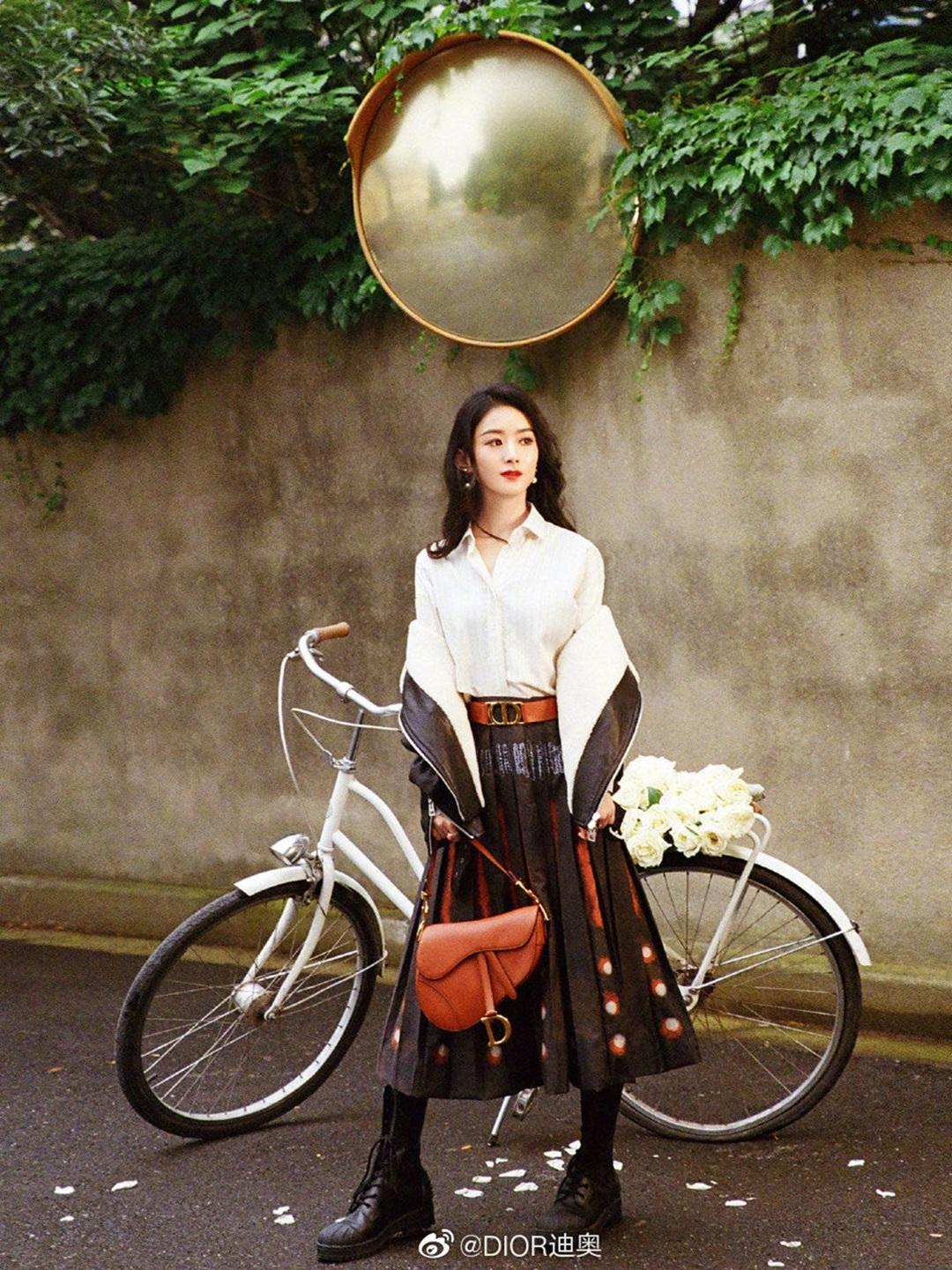 Túi yên ngựa giúp sao Hoa ngữ tôn phong cách - 16