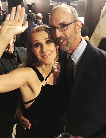 Celine Dion và Rob Prinz làm việc cùng nhau từ năm 1989. Ảnh: PollStar.