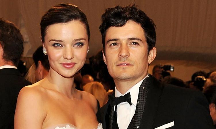Kerr và Bloom là vợ chồng từ năm 2010 đến 2013, có chung một con trai Flynn hiện chín tuổi. Ảnh: ET.