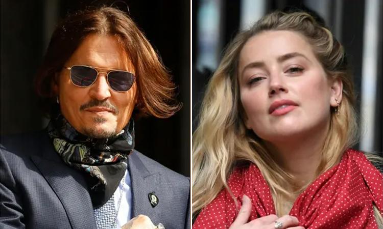 Johnny Depp bị bác đơn kháng kiện