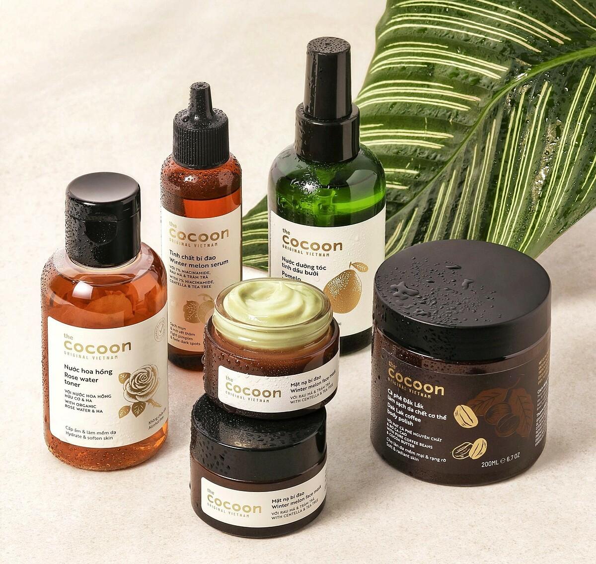 Các sản phẩm của Cocoon mang đến những giải pháp mới cho làn da, mái tóc người Việt. Ảnh: Tín Phát