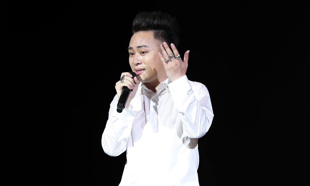 Liveshow Tùng Dương kể chuyện con người