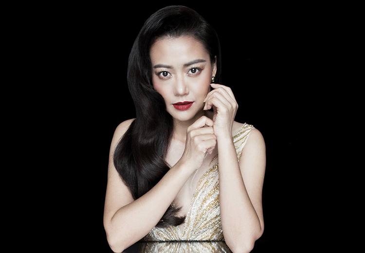 Hồng Ánh trở lại với phim do đạo diễn Quang Dũng - bạn thân chị - thực hiện. Ảnh: HK Film.