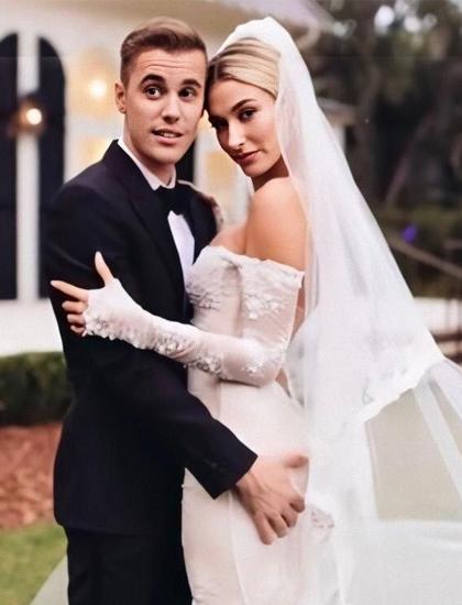 Justin Bieber và Hailey Baldwin kết hôn hồi tháng 9/2019. Ảnh: Justin Bieber Instagram.