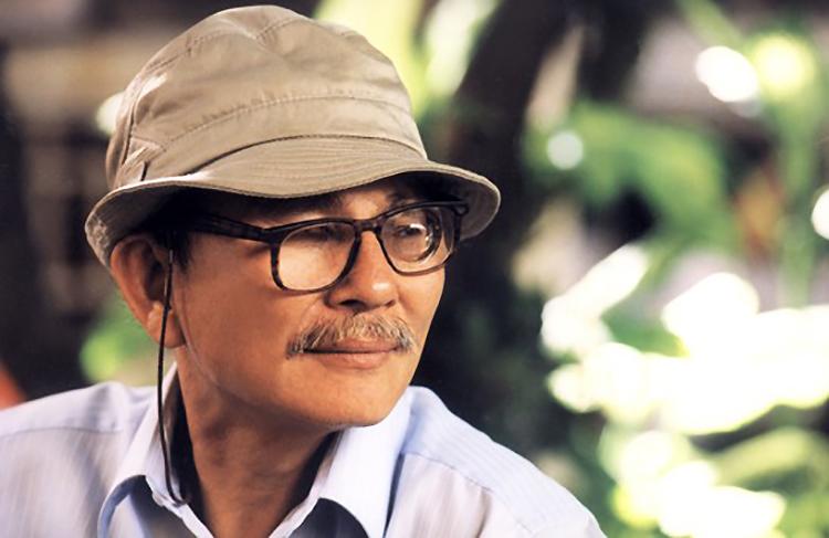 Họa sĩ Phạm Cung (1936 - 2020). Ảnh: Artsaigon.