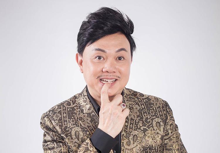 Danh hài Chí Tài (1958 - 2020). Ảnh: Chí Tài Offical.