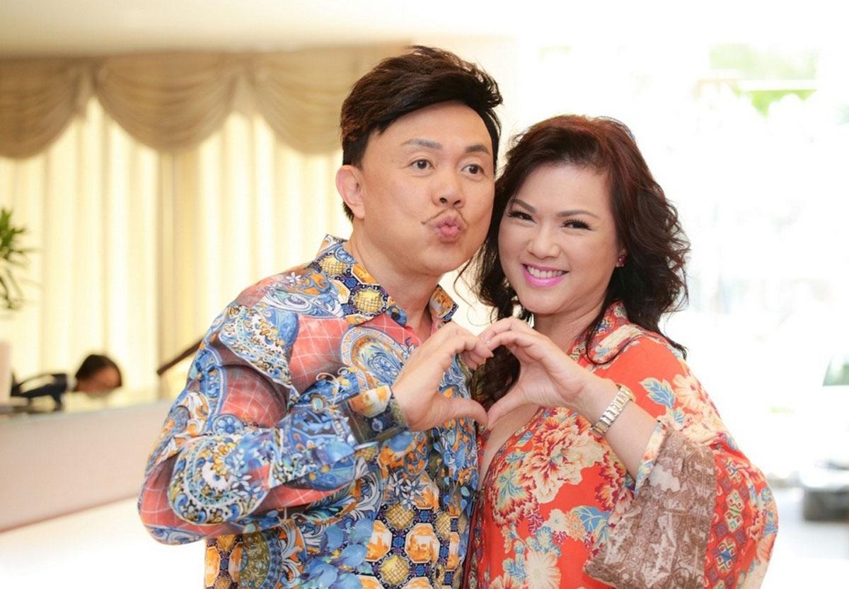 Vợ Chí Tài - Phương