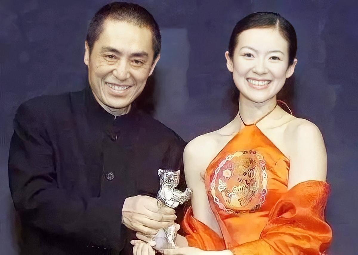 Trương Nghệ Mưu, Chương Tử Di tái hợp