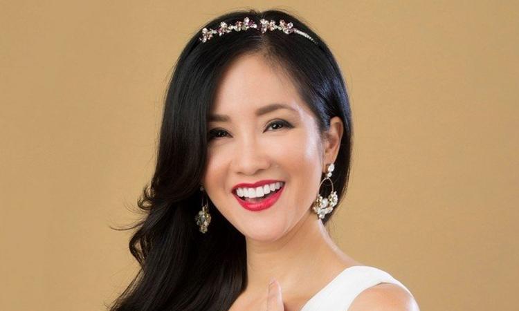 Diva Hồng Nhung. Ảnh: Facebook Nhà Bống.