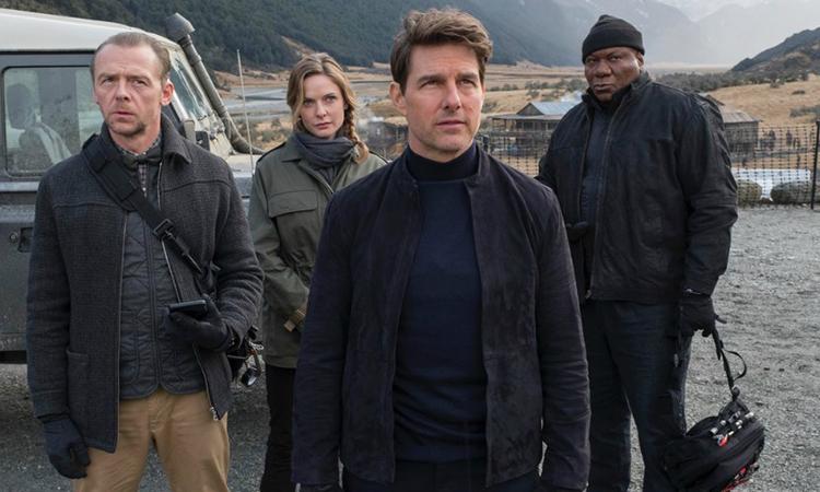 Mission: Impossible là niềm tự hào của Tom Cruise vì là hình mẫu làm phim thời dịch. Ảnh: TC Production.