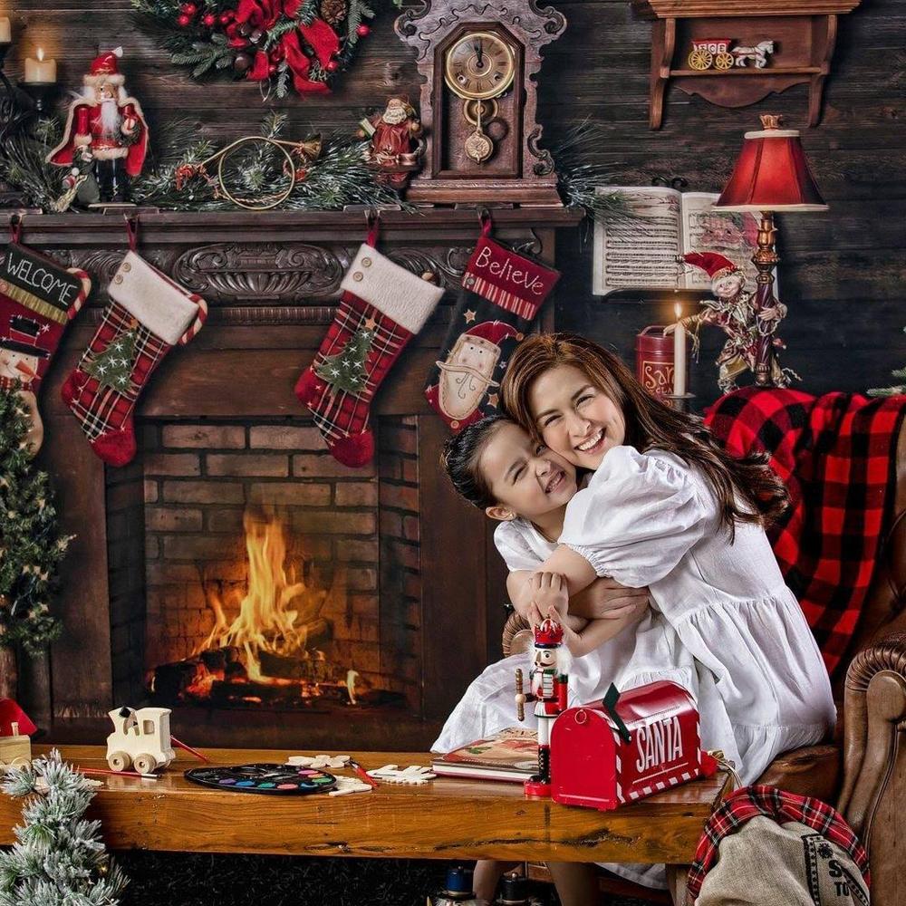 Marian Rivera và con gái thường xuyên mặc trang phục đồng điệu.