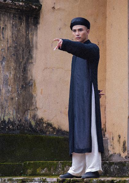 Nhân vật phản diện Lý Cường (Will đóng) có nhiều đất diễn trong phim. Ảnh: Galaxy.