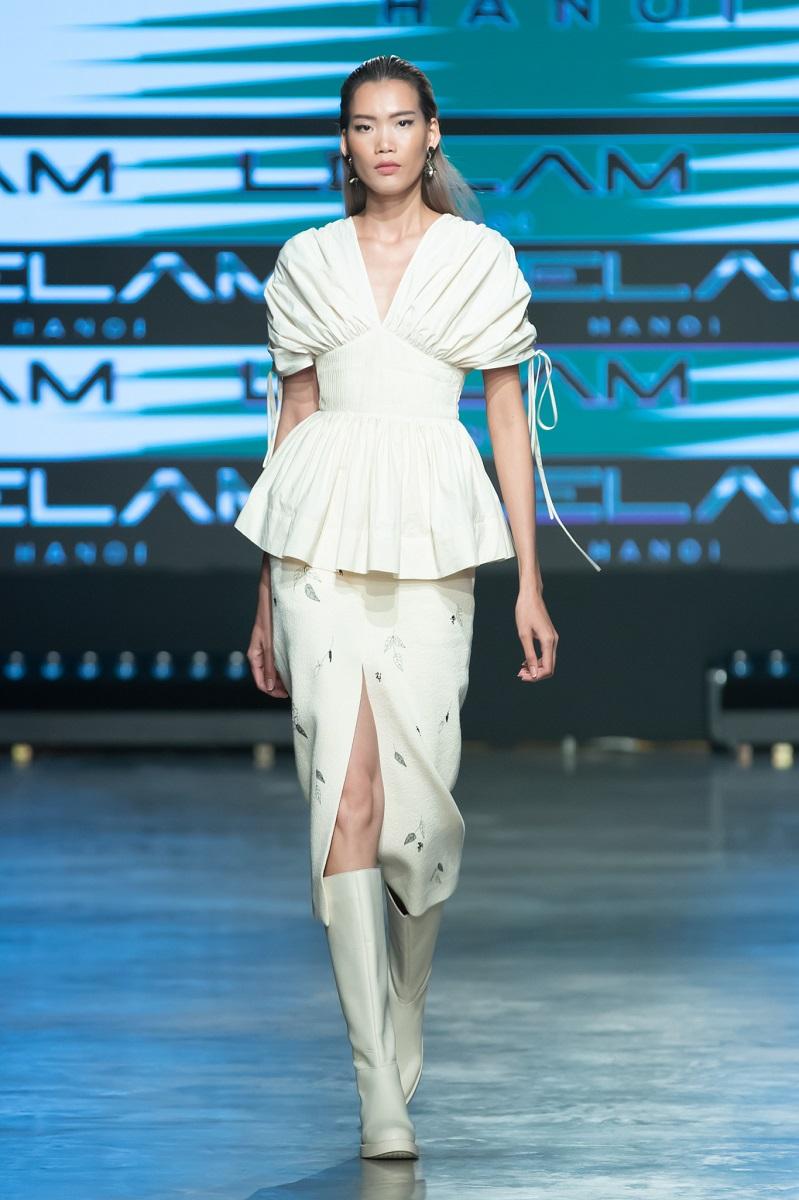 NTK Lê Lâm: 'Trang phục thể hiện phong cách sống'