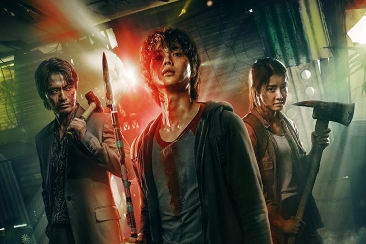 Netflix nhận định đây là tác phẩm được đầu tư kinh phí lớn nhất so với các phim truyền hình Hàn Quốc trước đây của hãng, như Kingdom, Mr. Sunshine... Vì thế, ngay từ khi chưa ra mắt, Sweet Home đã nhận được sự kỳ vọng của nhiều tín đồ điện ảnh. Ảnh: Netflix.