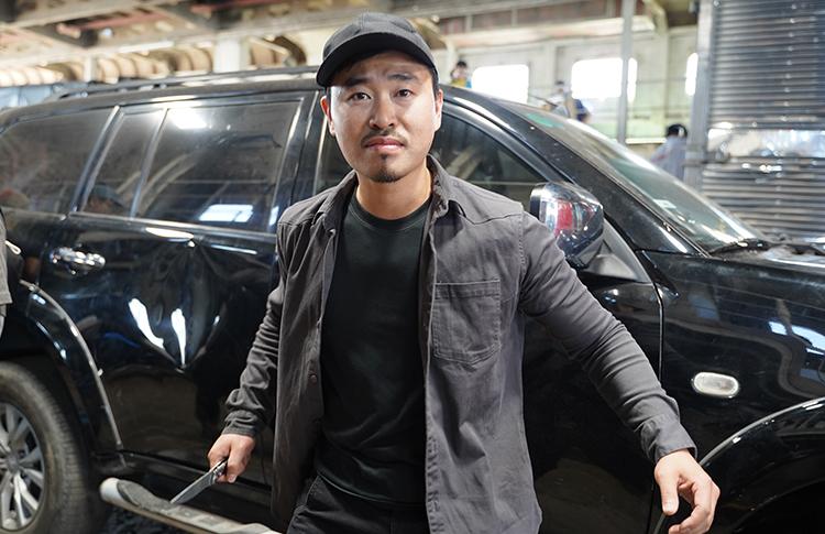 Kim Jung-min - đạo diễn hành động phim