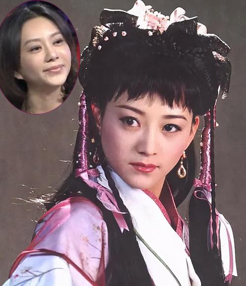 Miêu Ất Ất nhận nhiều cảm tình của khán giả với vai Nhạc Linh San, sư muội của Lệnh Hồ Xung.