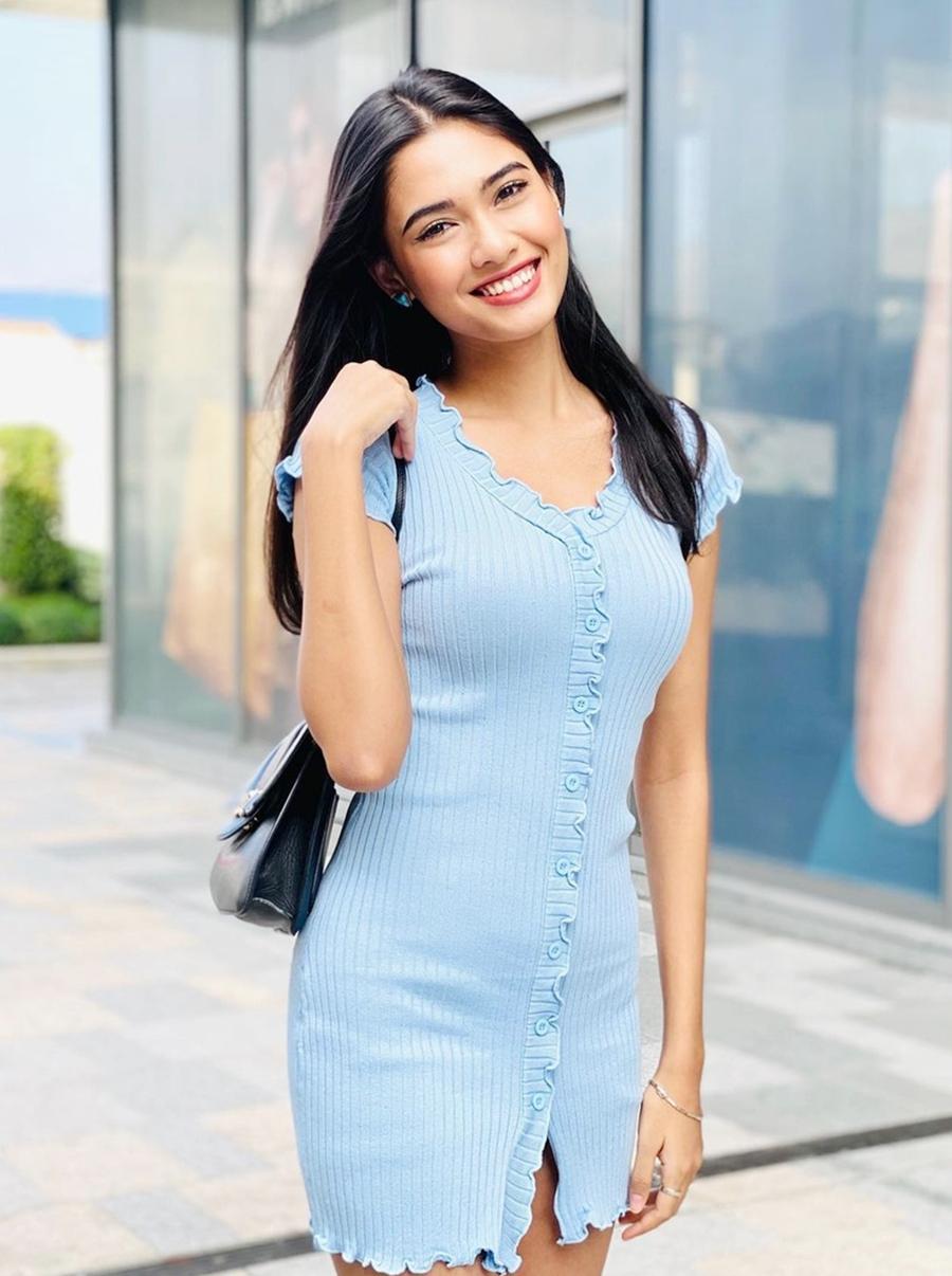 Sắc vóc đại diện Myanmar tại Miss Universe - 14