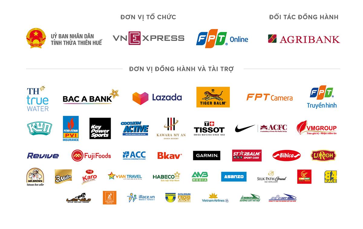 Đức Tuấn, Thái Ngân hát khai mạc VnExpress Marathon Huế - 6