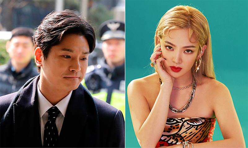 Kim Sang Kyo và ca sĩ