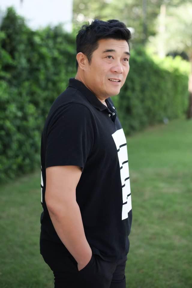 Dù bận rộn, Trần Vi Mỹ dành nhiều thời gian cho thể thao, năm ngoái anh giảm được 23 kg. Ảnh: Facebook Trần Vi Mỹ.