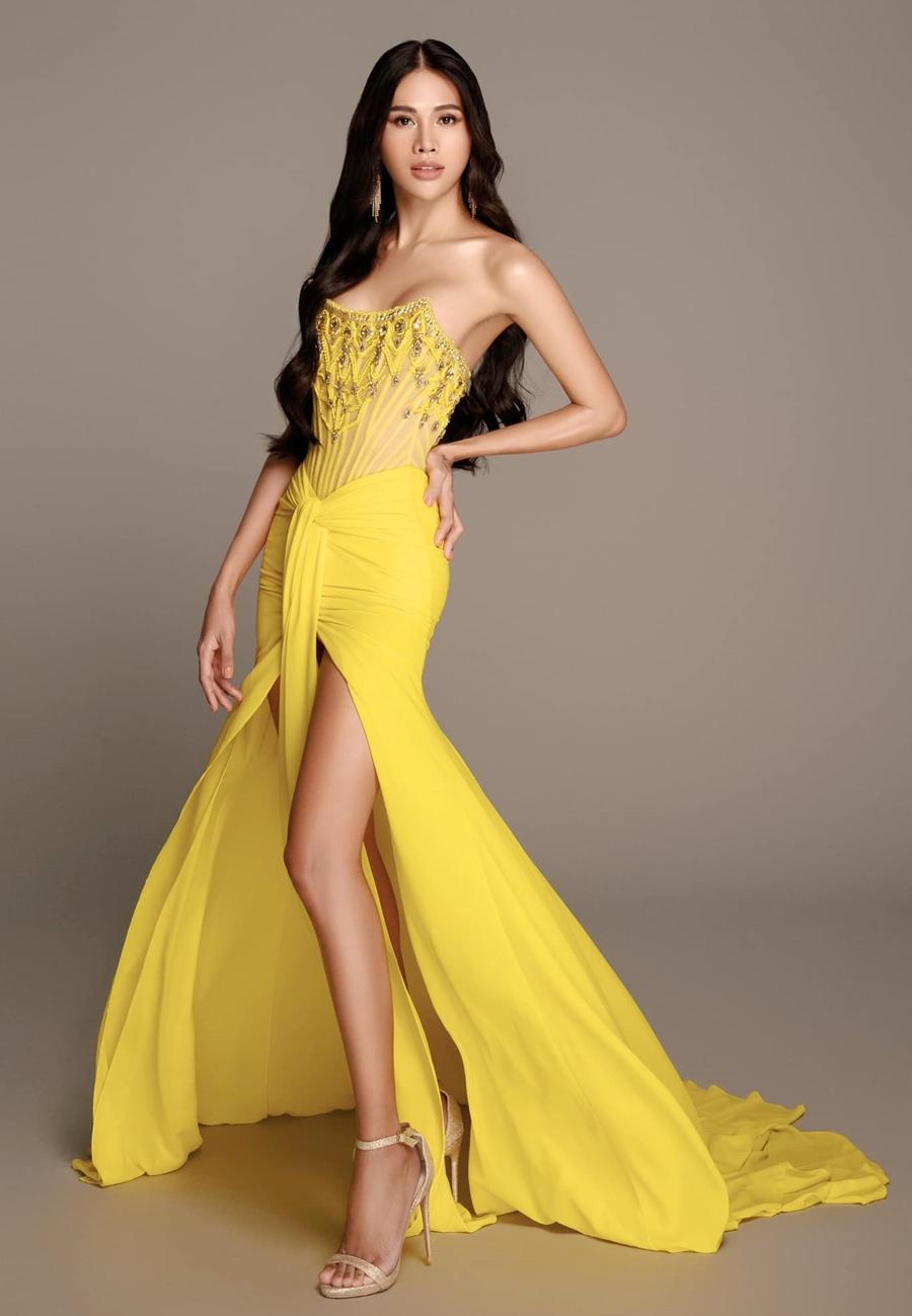 Cô theo đuổi phong cách quyến rũ, cá tính và giàu năng lượng. Cô hiện đắt show quảng cáo, chụp ảnh thời trang. Ảnh: Milor Trần.