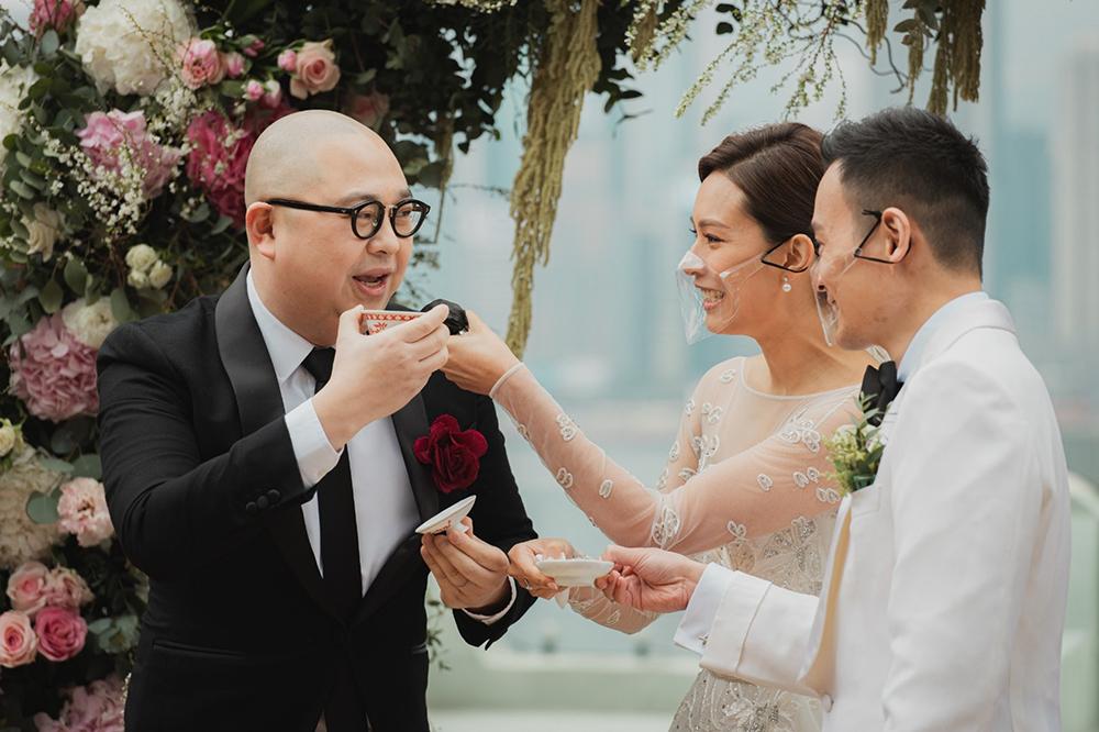 Diễn viên Châu quang bảo khí kết hôn - 6