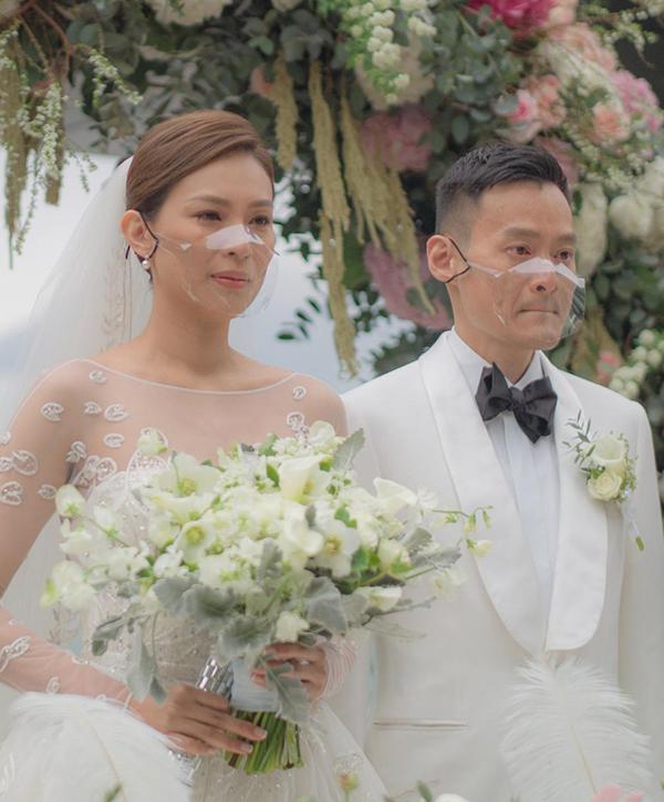 Diễn viên Châu quang bảo khí kết hôn - 10