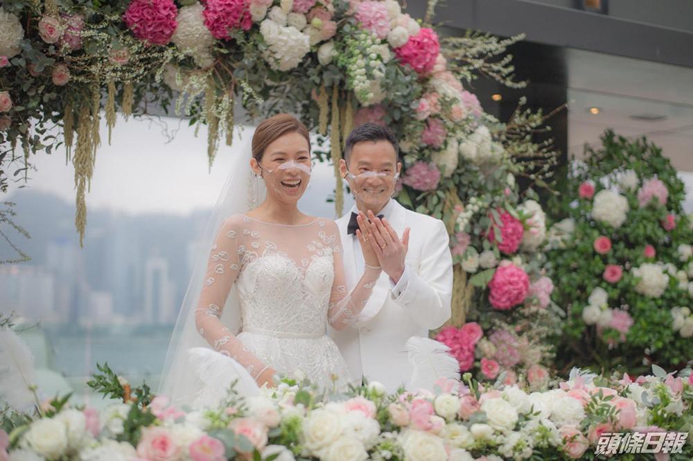 Diễn viên Châu quang bảo khí kết hôn - 8