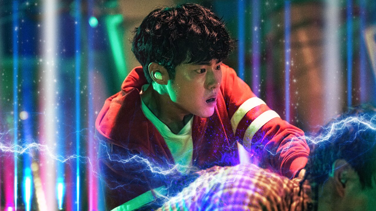 Siêu năng lực của các nhân vật đa dạng, tăng tính hấp dẫn cho phim. Ảnh:Netflix.