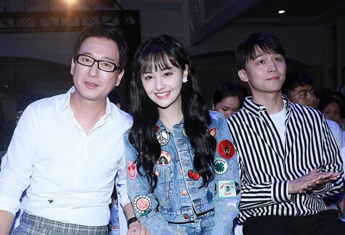 Từ trái sang: Trịnh Thành Hoa, Trịnh Sảng, Trương Hằng tại sự kiện hồi tháng 8/2019. Ảnh: 163.