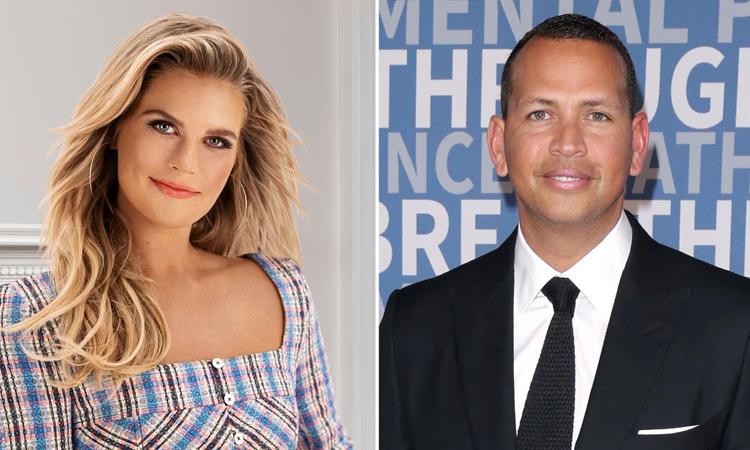 Madison LeCroy (trái) bị đồn ngoại tình với Alex Rodriguez. Ảnh: Shutterstock.