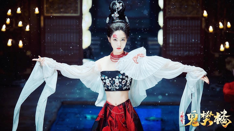 Khán giả khen biểu cảm của Clara trong phim Trung Quốc. Ảnh: Instagram Actressclara.