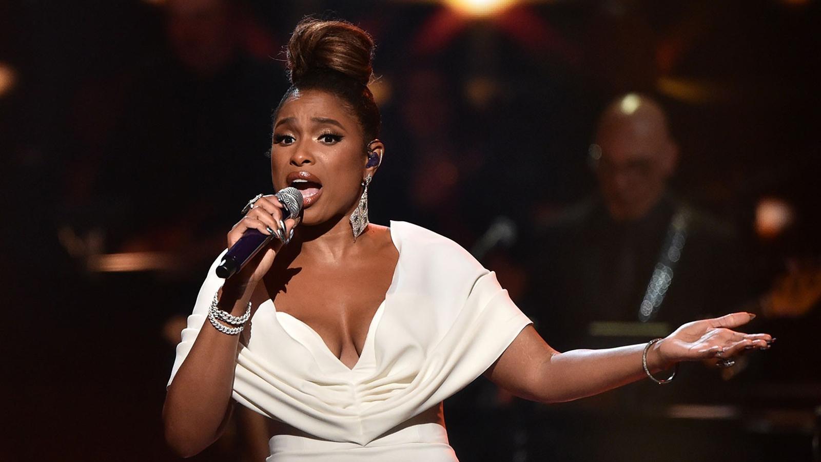 Ca sĩ kiêm diễn viên Jennifer Hudson sẽ sang tuổi 40 hôm 12/9. Gần đây, cô tập trung cho dự án phim Respect, về cuộc đời danh ca Aretha Franklin. Ảnh: Billboard.