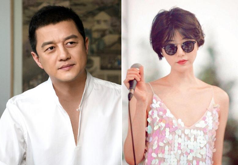 Ly A Bang and his girlfriend.  Photo: Sina.