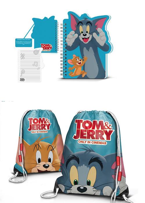Các phần quà của phim Tom & Jerry: Quậy tung New York. Ảnh: Đạt Phan.