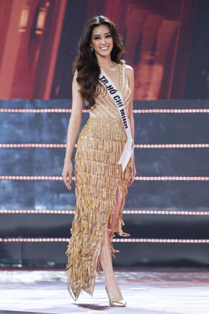Nguyễn Trần Khánh Vân, đại diện Việt Nam tại Miss Universe lần 69. Ảnh: Unicorp.