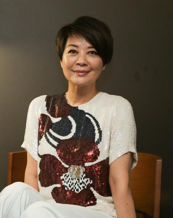 Diễn viên Kim Yến Linh. Ảnh: Ettoday.