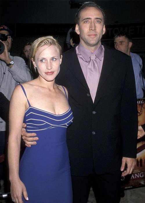 Nicolas Cage cưới diễn viên người Mỹ Patricia Arquette