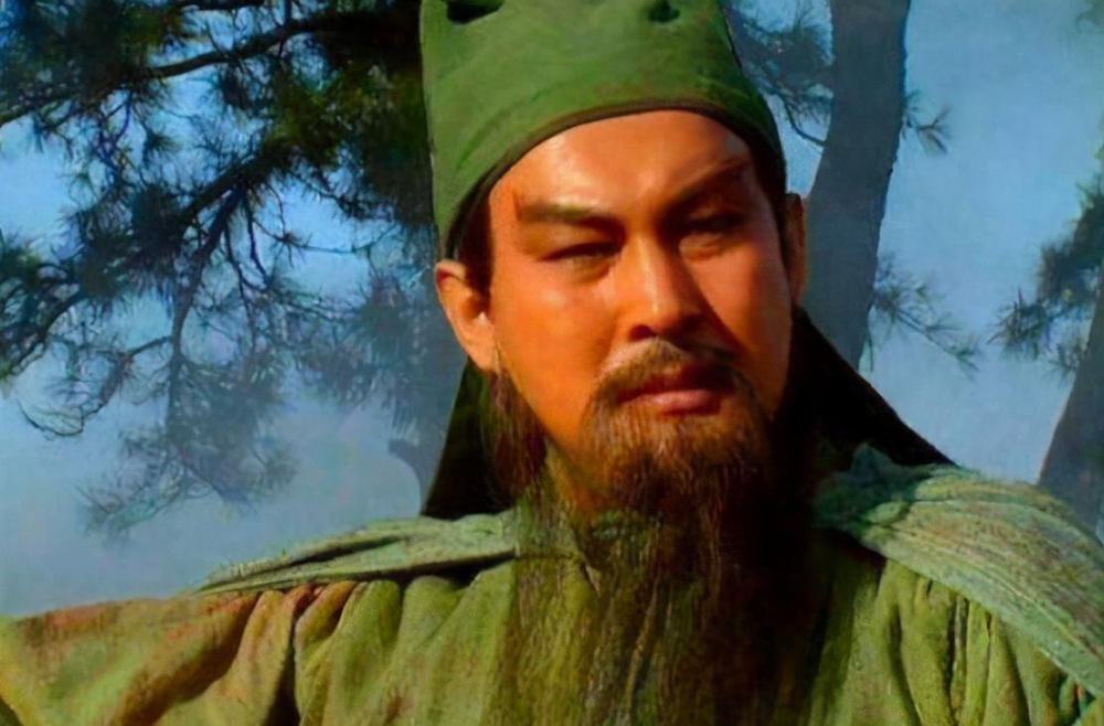 Lục Thụ Minh trong Tam Quốc diễn nghĩa 1994. Ảnh: Sohu.