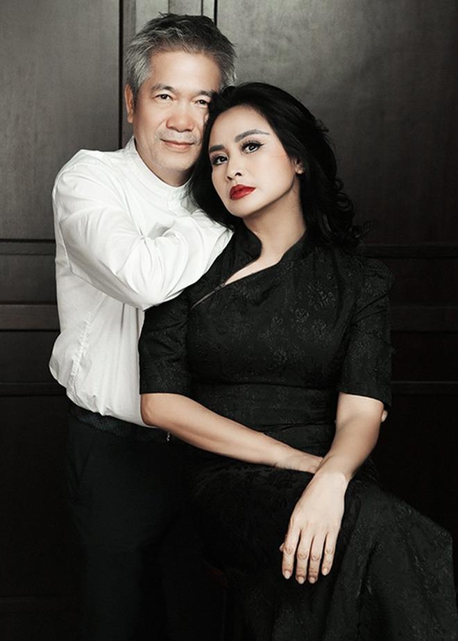 Thanh Lam và bạn trai - bác sĩ Tiến Hùng. Ảnh: Nhân vật cung cấp.