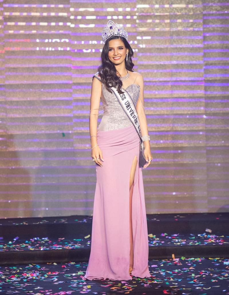 Theo Missosology, Christina Lasasimma, 27 tuổi, sẽ đua sắc tại Miss Universe 2020 diễn ra cuối năm tại Mỹ.
