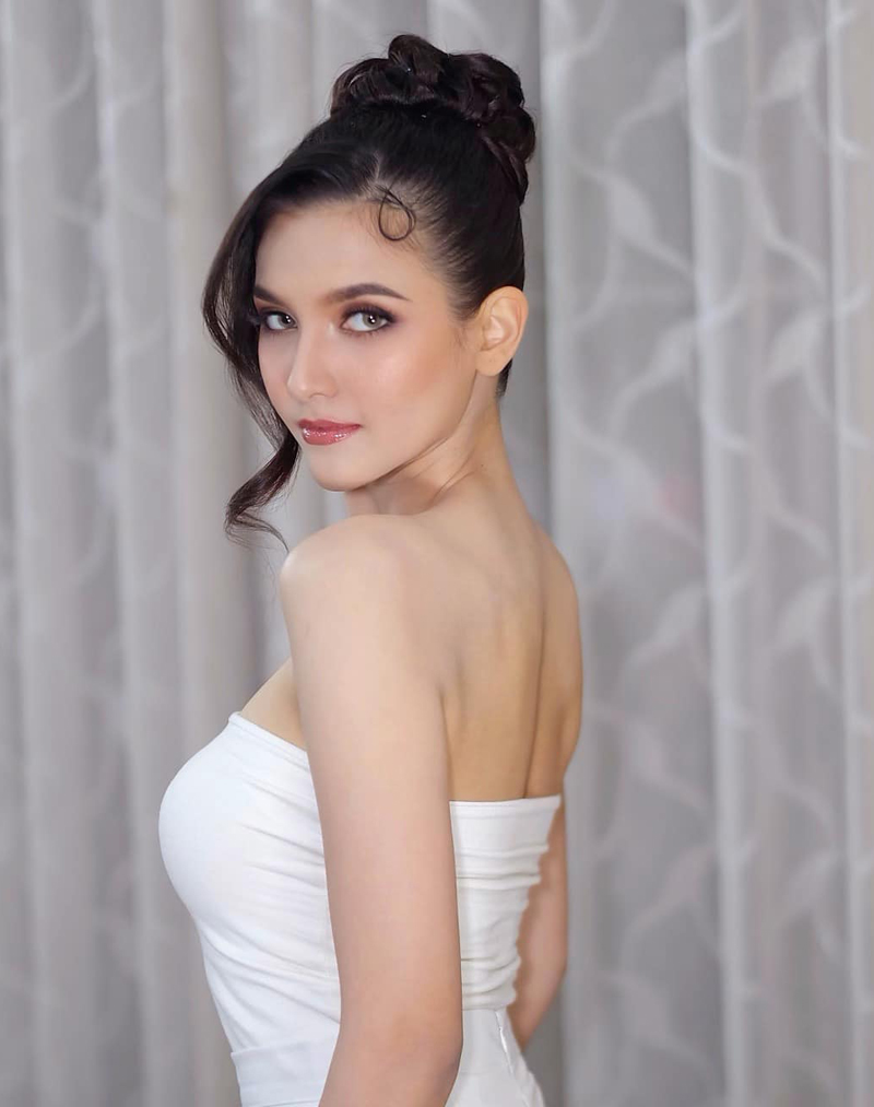 Nhan sắc tân Hoa hậu Hoàn vũ Lào - 11