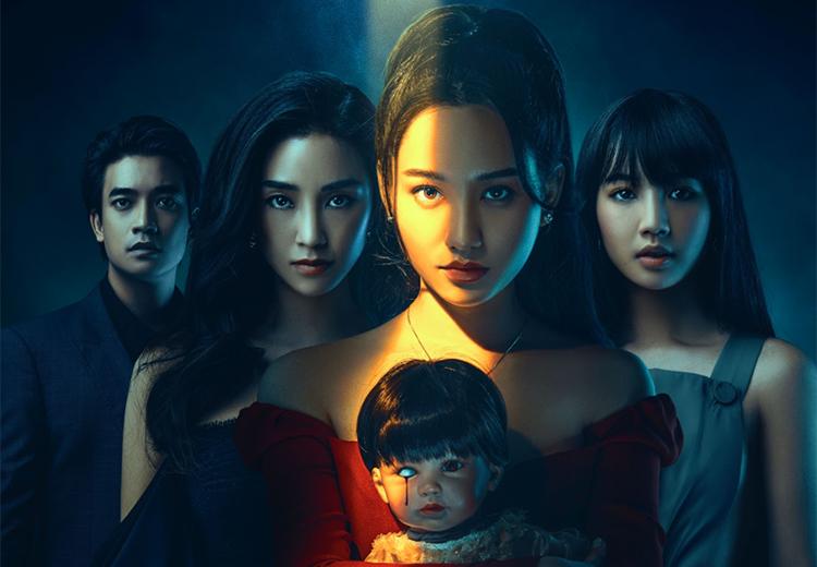 Phim kinh dị Thiên thần hộ mệnh của Victor Vũ tung trailer