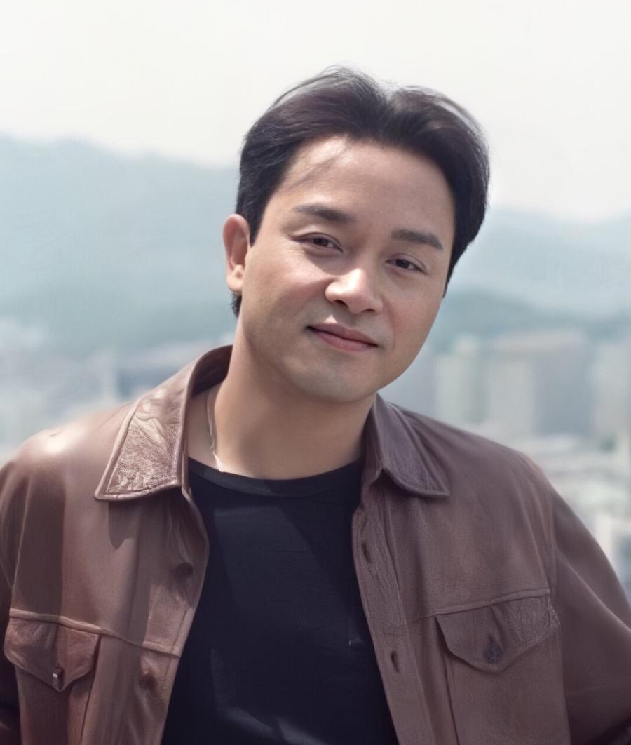 Ca sĩ, diễn viên Trương Quốc Vinh. Ảnh: HK01.