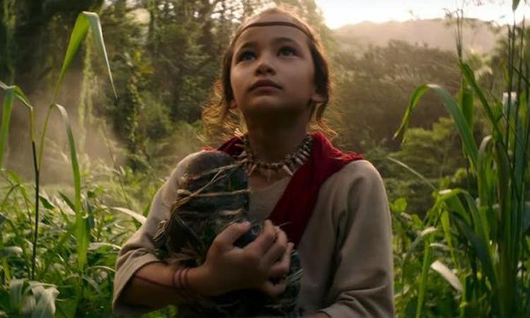 Cô bé khiếm thính Kaylee Hottle đóng vai