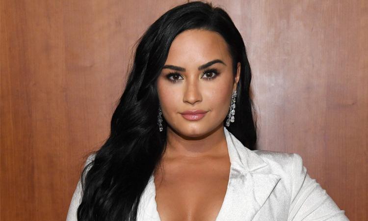 Ca sĩ Demi Lovato. Ảnh: Youtube Originals.