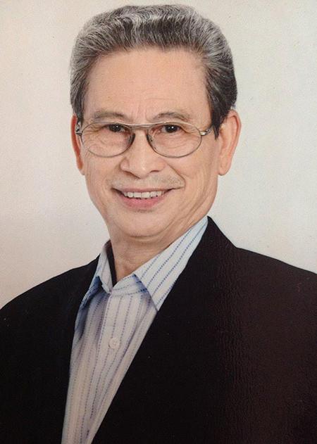Diễn viên Đặng Trần Thụ từng đóng vai Tuyến phim Chủ tịch tỉnh. Ảnh: Gia đình cung cấp.