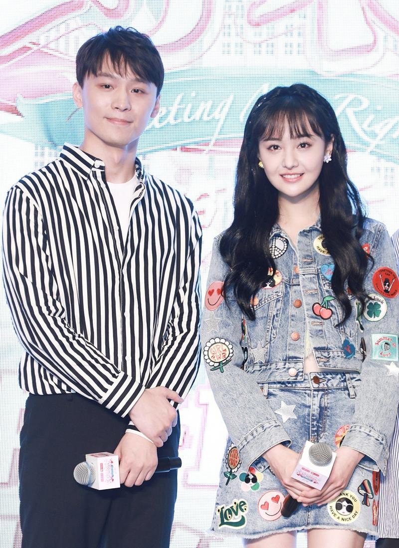 Trịnh Sảng và Trương Hằng tại sự kiện năm 2019. Ảnh: 163.