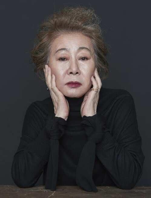Nữ diễn viên Youn Yuh Jung. Ảnh: Zapzee.