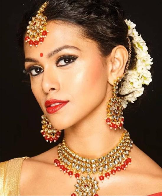 Adline Castelino được người hâm mộ Ấn Độ kỳ vọng đoạt giải cao ở Miss Universe. Ảnh: Miss Diva.
